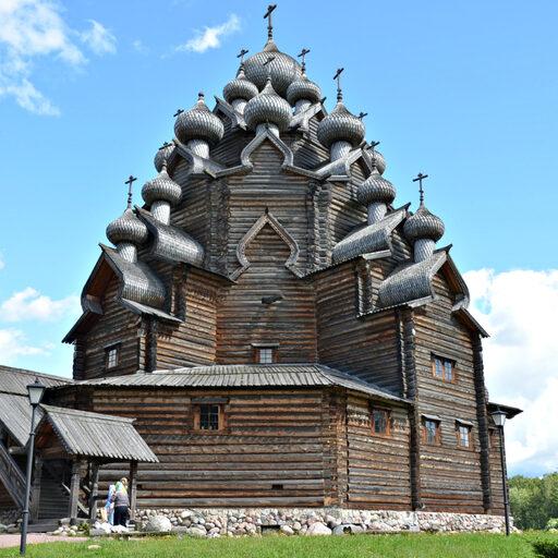 Маленькие Кижи. Любителям деревянного зодчества России