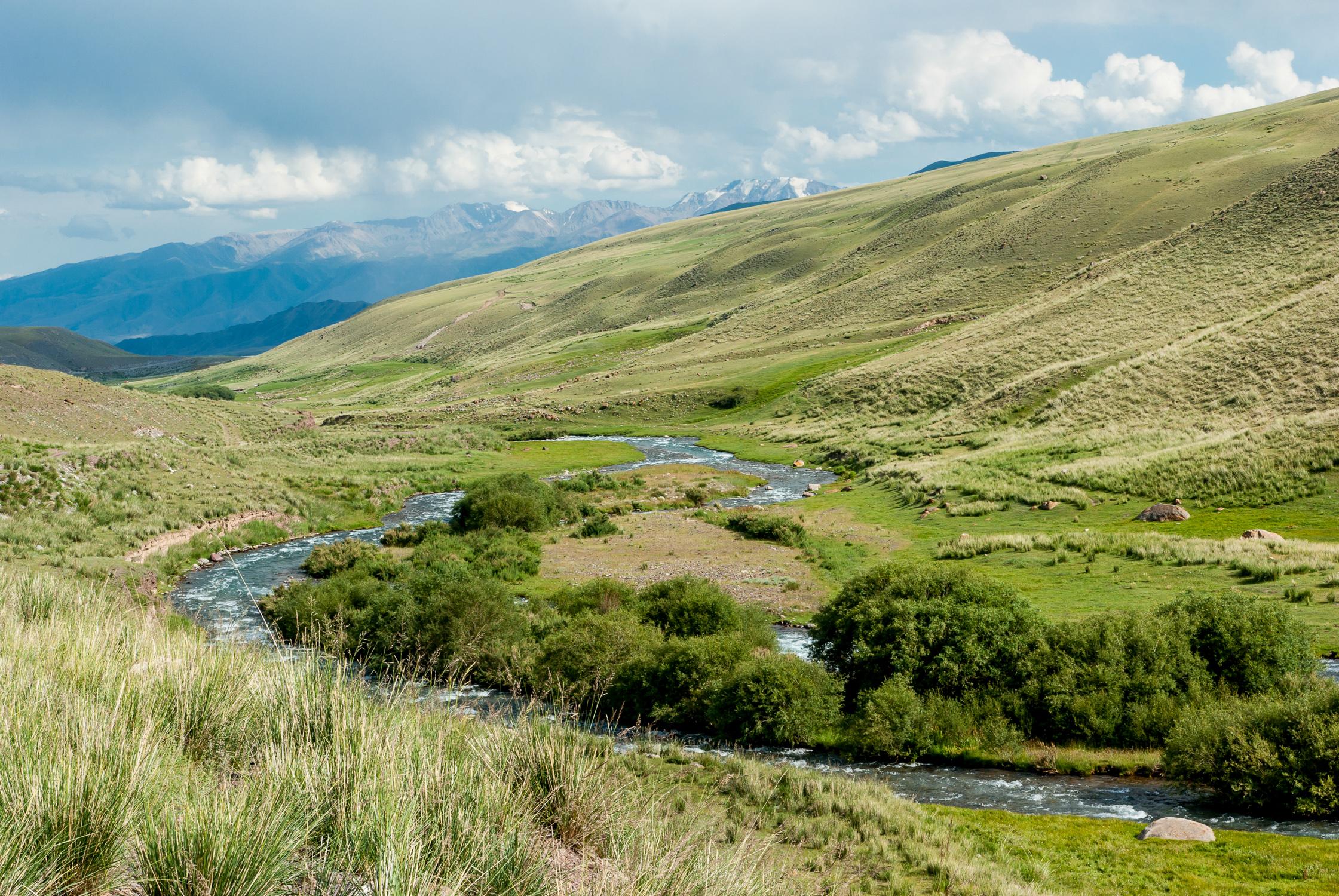 Речная долина