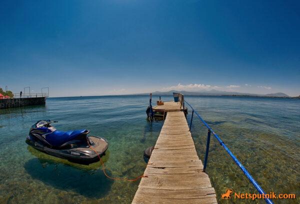 Озеро Севан имонастырь Севанаванк