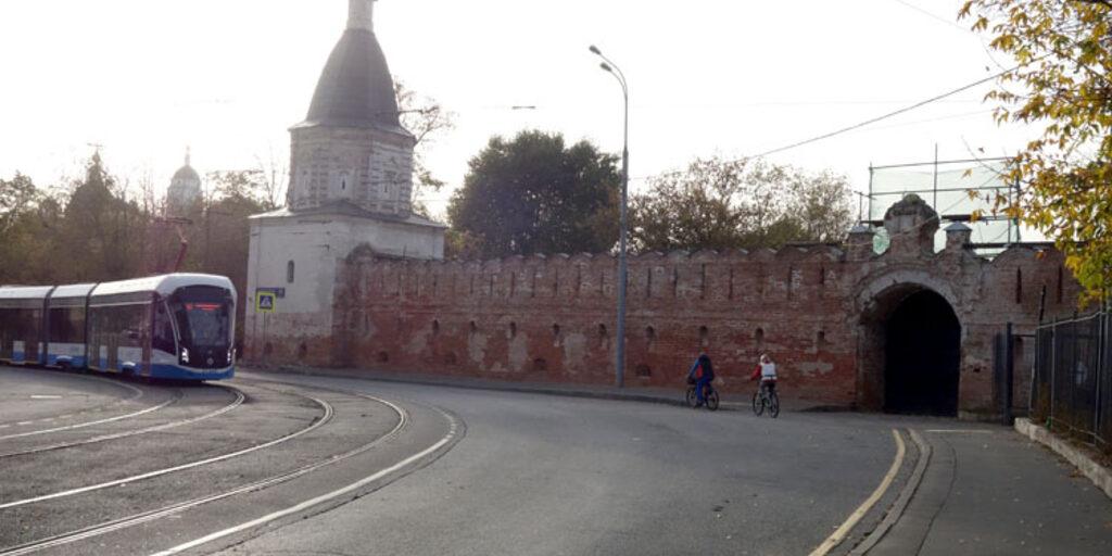 Андроников монастырь и его обитатели.