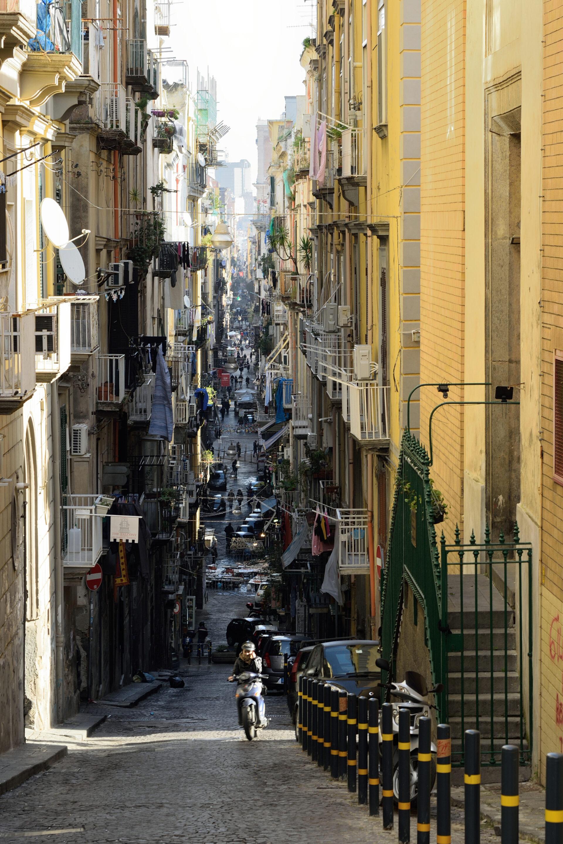 Неаполь. Часть 2.