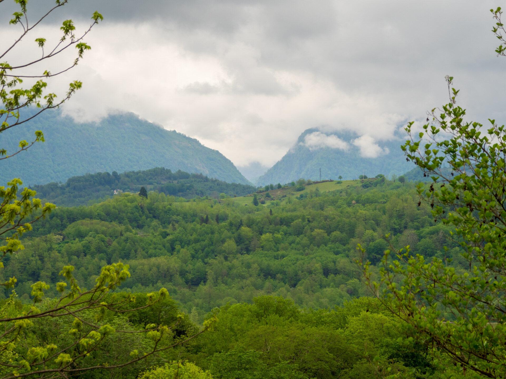 Абхазия. Ткварчели иокрестности. Часть 1