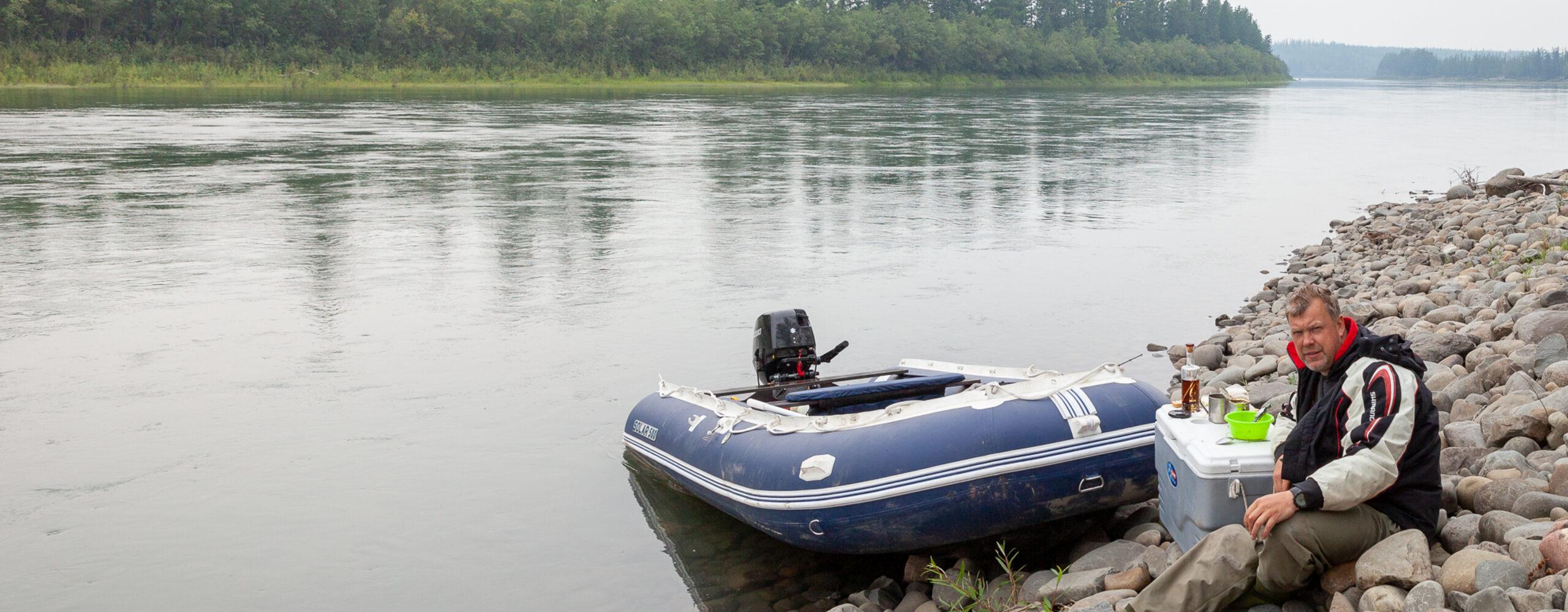 Ундюлюнг, река счастья. Часть 7. Мяско