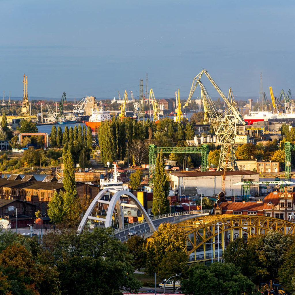 Про Гданьск, яхты и море.