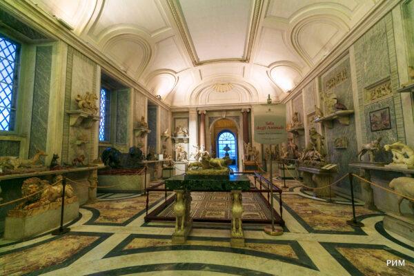 Музеи Ватикана ч3