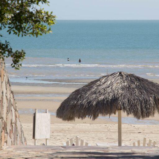 Сан-Фелипе. Море Кортеса.