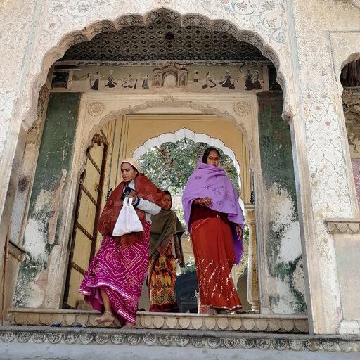 Две недели в Индии. Часть 3. Джайпур, Аджмер, Пушкар