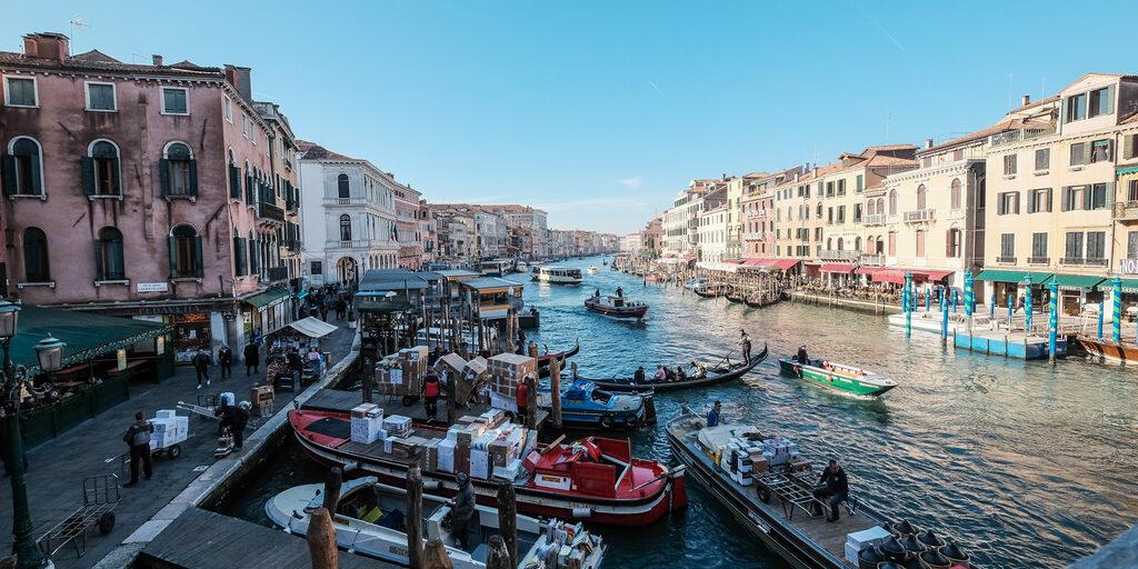Венеция в «прошлой жизни», часть третья.