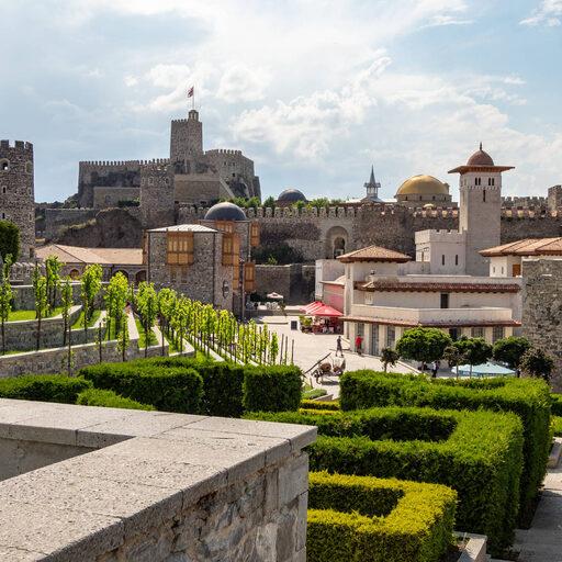 Ахалцихская крепость Рабат. Часть 1