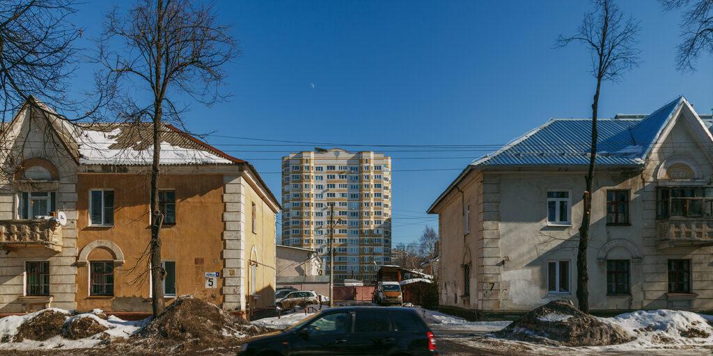 Снос «немецкого» поселка в Ярославле