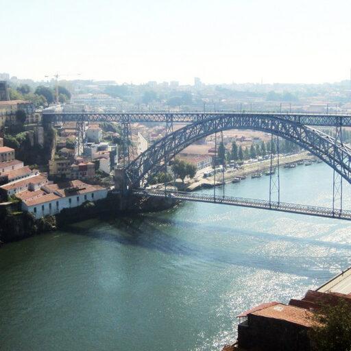 Португалия. Порту, культурная столица.