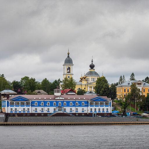 Ярославская область. Город Мышкин