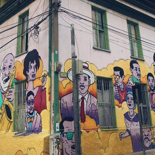 Вальпараисо: чилийское гетто или туристический аттракцион?