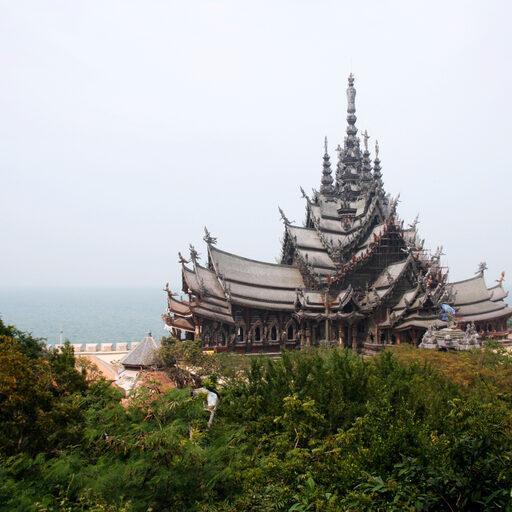 Таиланд: Паттайя и храм Истины