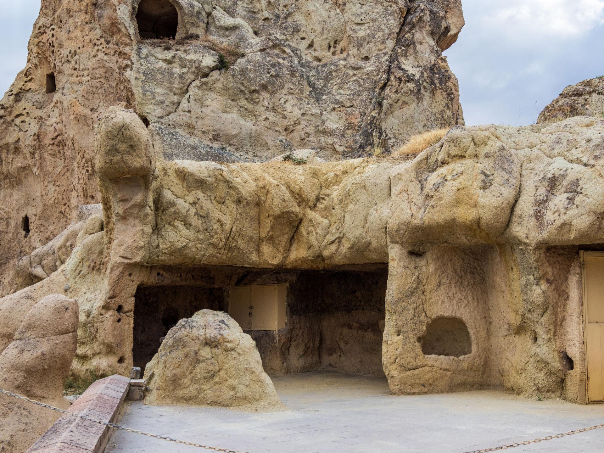 Каппадокия. Музей под открытым небом Гёреме. Часть 1.