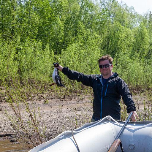 Рыбалка в Хабаровском Крае. Часть 7. Испытания мотора