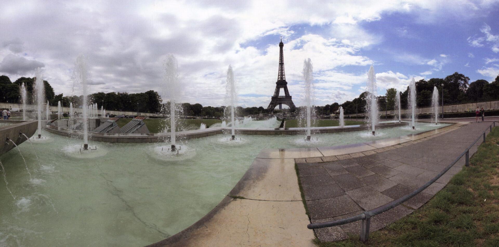 Немного Парижа.