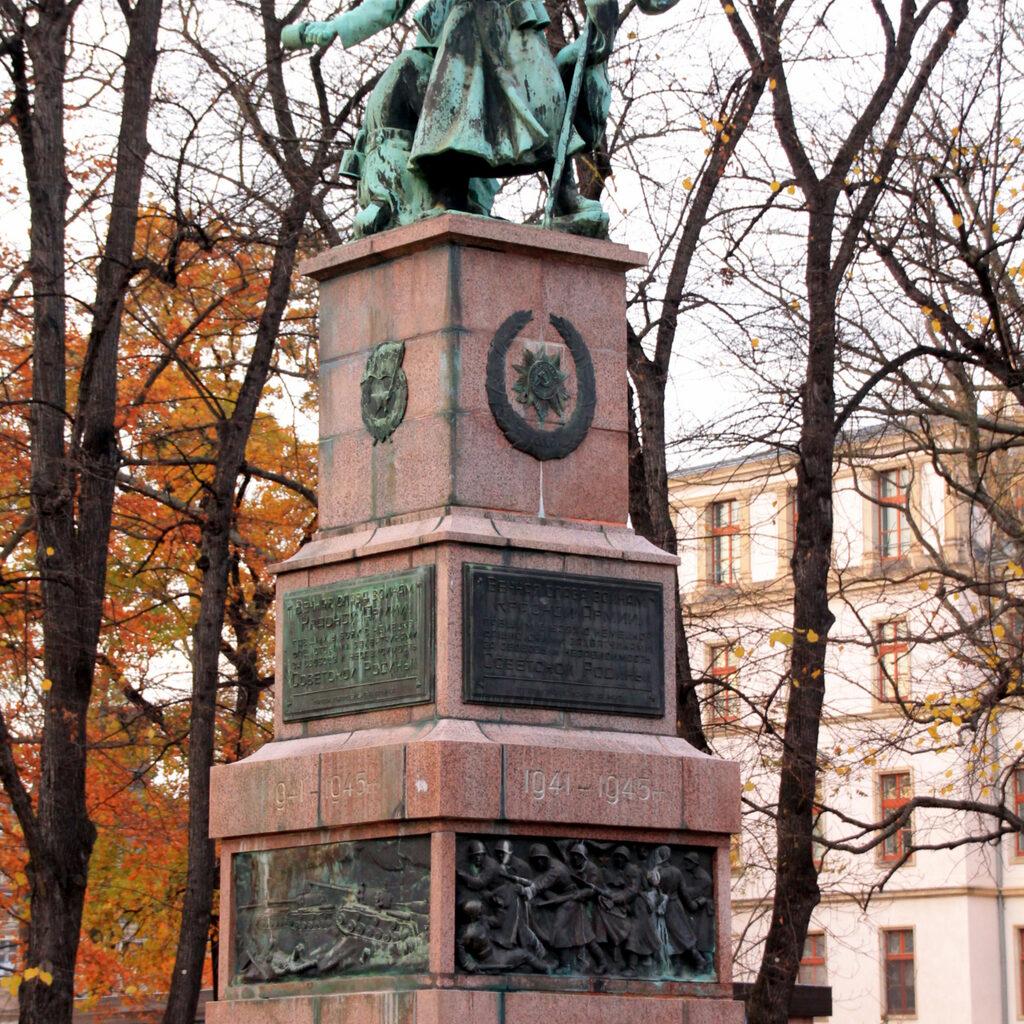 Дреезденские памятники и скульптуры-2