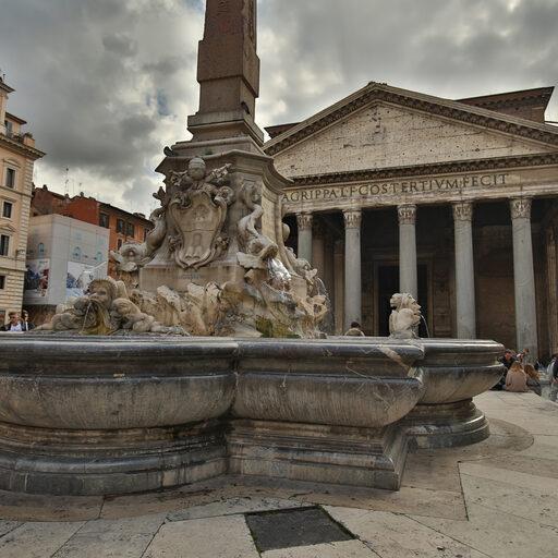Рим в декабре. ч.1 Пантеон